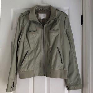 Faux leather Xhilaration jacket